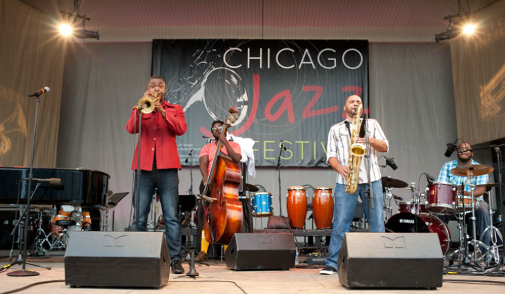 33rd Chicago Jazz Festival