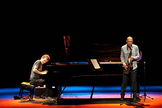 Brad Mehldau and Joshua Redman