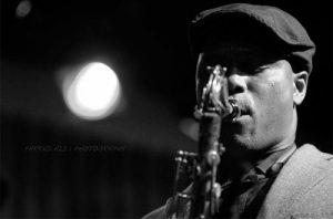 Saxophonist JD Allen