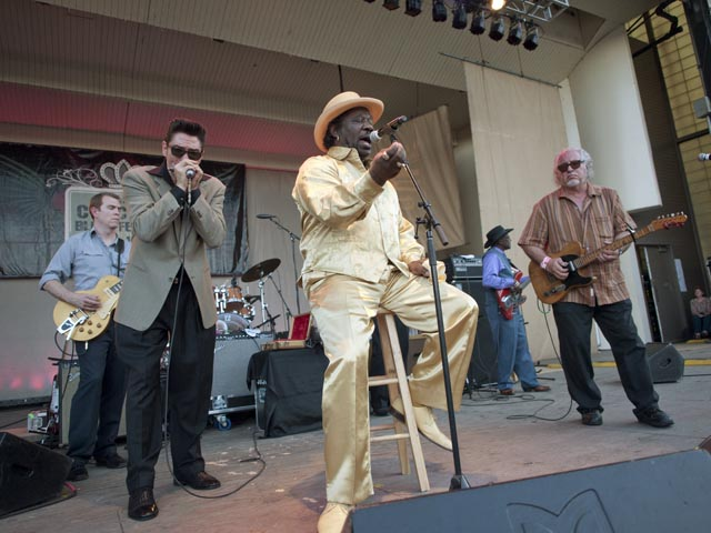 2012 Chicago Blues Festival