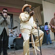 Celebrating Muddy Waters Disciples, Pinetop Perkins, Willie 'Big Eyes' Smith and Mojo Buford