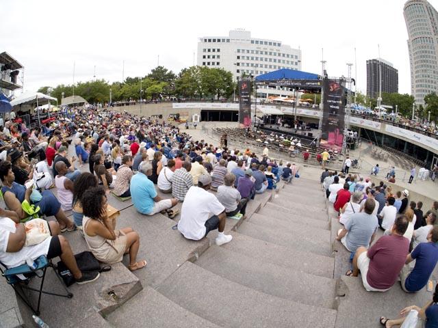 2012 Detroit Jazz Festival