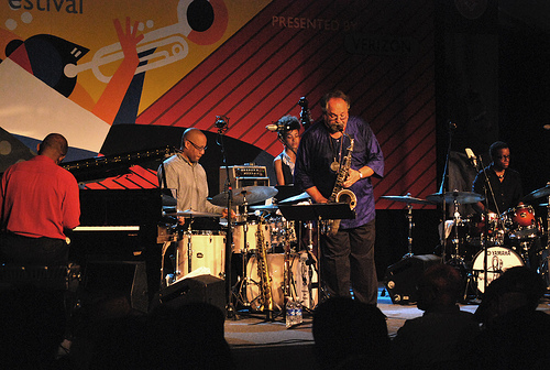 "Joe Lovano and ""Us Five"""