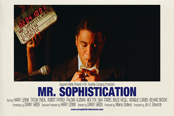 Mr Sophistication poster
