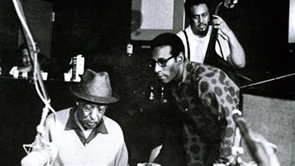 Duke Ellington, Max Roach and Charles Mingus