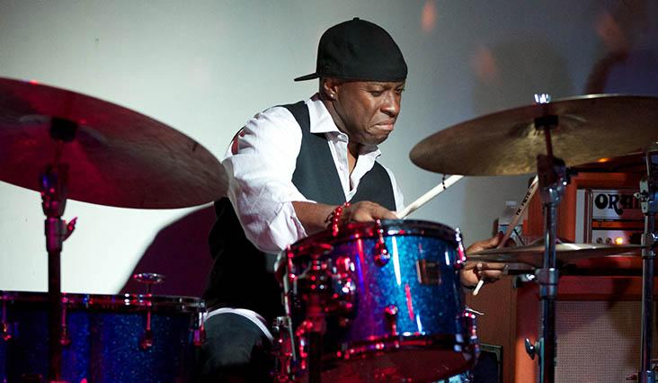 Miles Davis' nephew, Vince Wilburn, Jr.