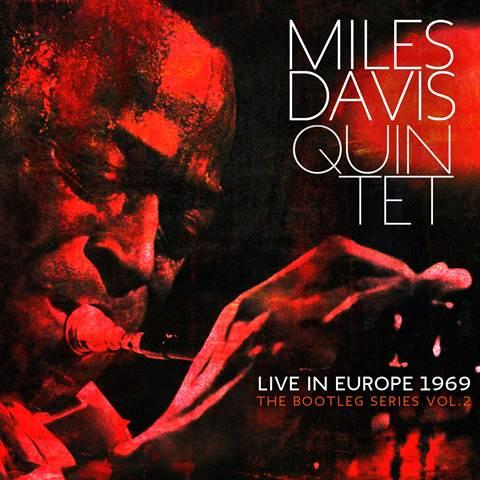 """Miles Davis album cover """"Live in Europe 1969"""""""