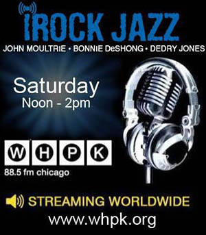 iRock Jazz WHPK Radio Streaming