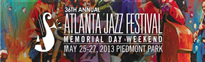 36th Annual Atlanta Jazz Festival