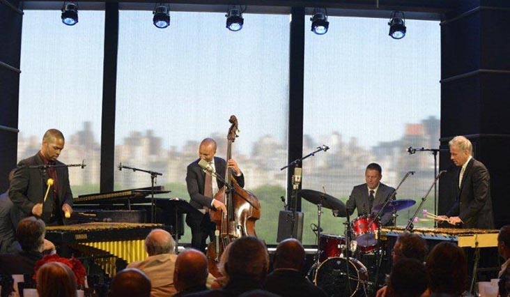 The Nesuhi Ertegun Jazz Hall of Fame Awards