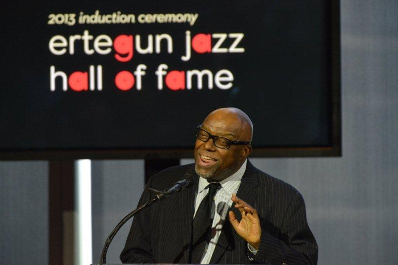 Stanley Crouch Photo by Frank Stewart for Jazz at Lincoln Center