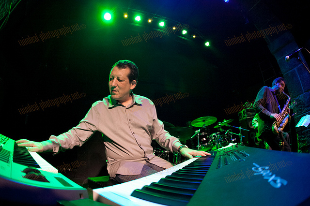 Jeff Lorber Fusion live at MusicBox
