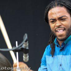 Drummer Jonathan Barber