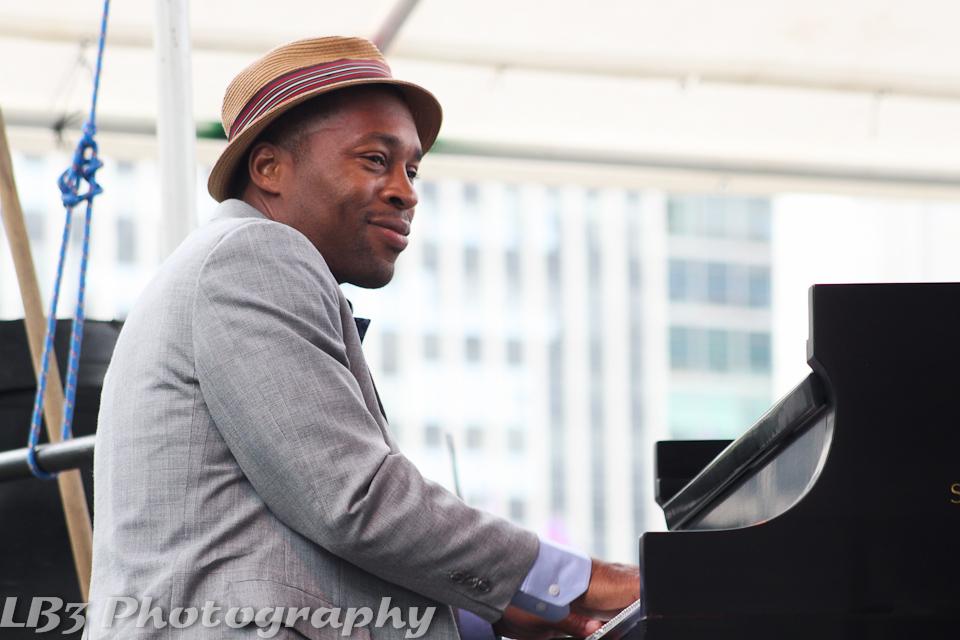 Detroit Jazz Festival 2013 Pt. 1