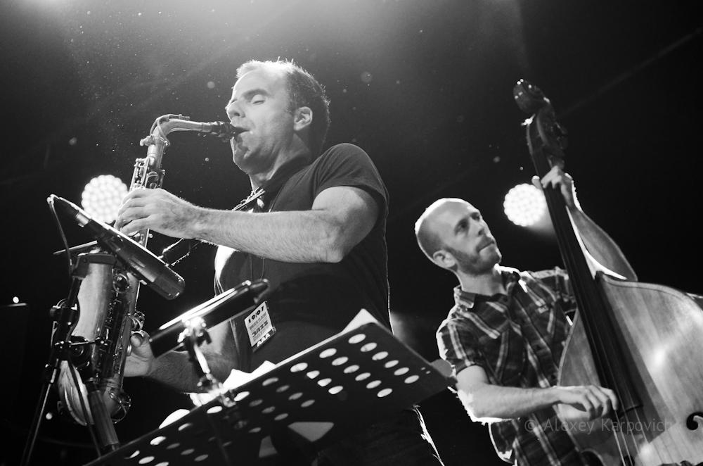 Dave Binney and Matt Brewer photo by Alexey Karpovich