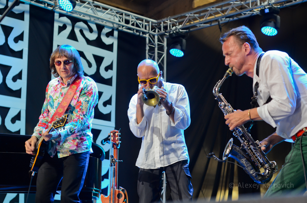 Warsaw Summer Jazz Days 2013