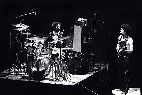 Lenny White & Stanley Clarke