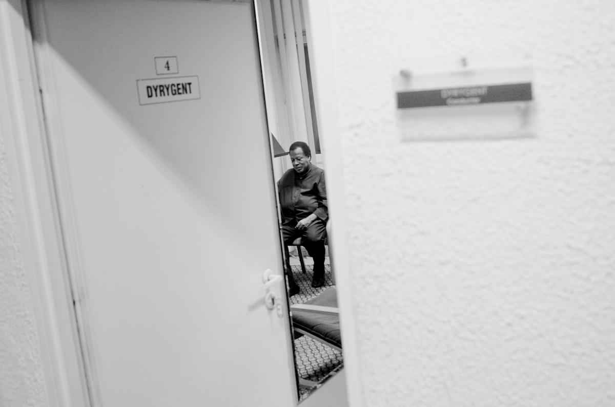 Wayne Shorter interview, photo by Alexey Karpovich