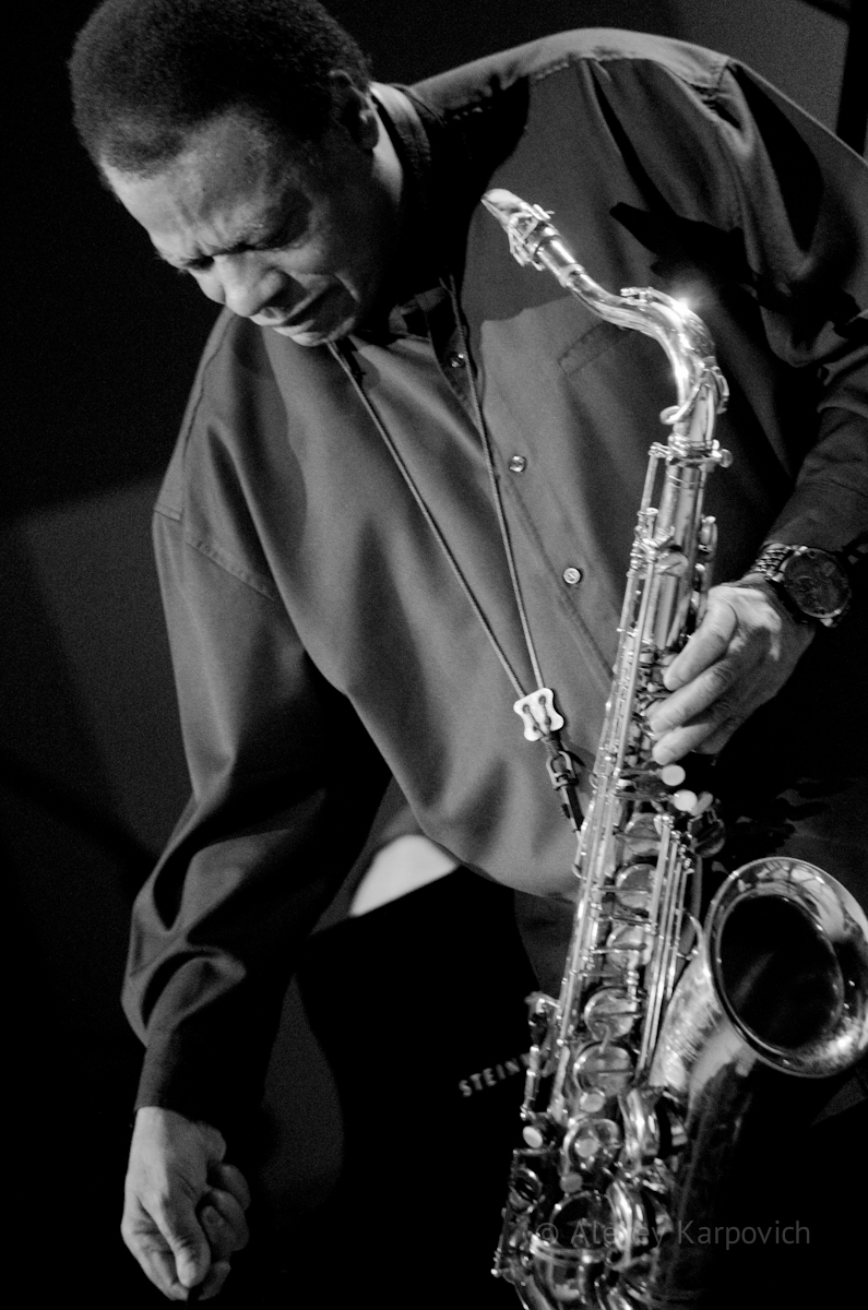 Wayne Shorter photo by Alexey Karpovich