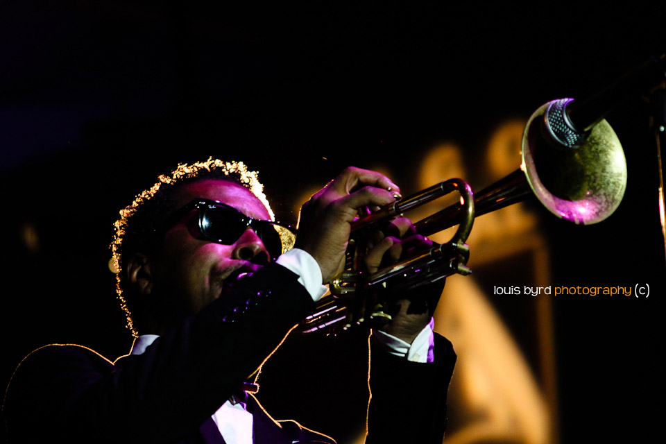 Roy Hargrove at Chicago Jazz Festival