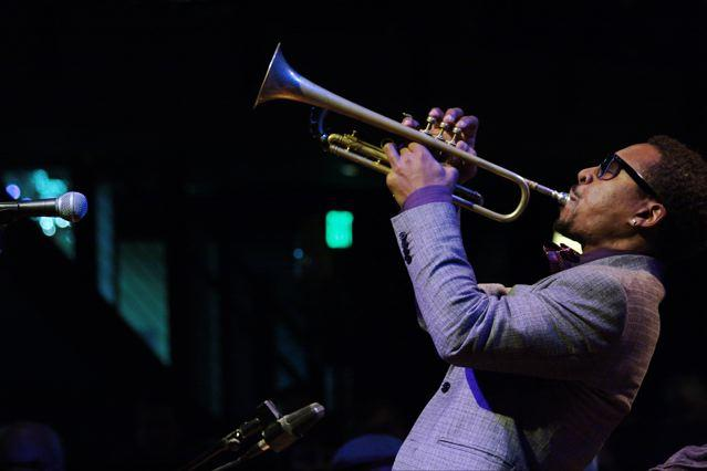Roy Hargrove by John Whiting