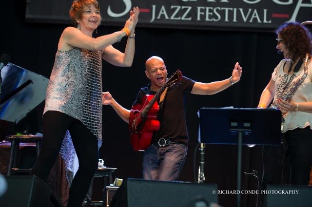 Saratoga Jazz Festival 2014
