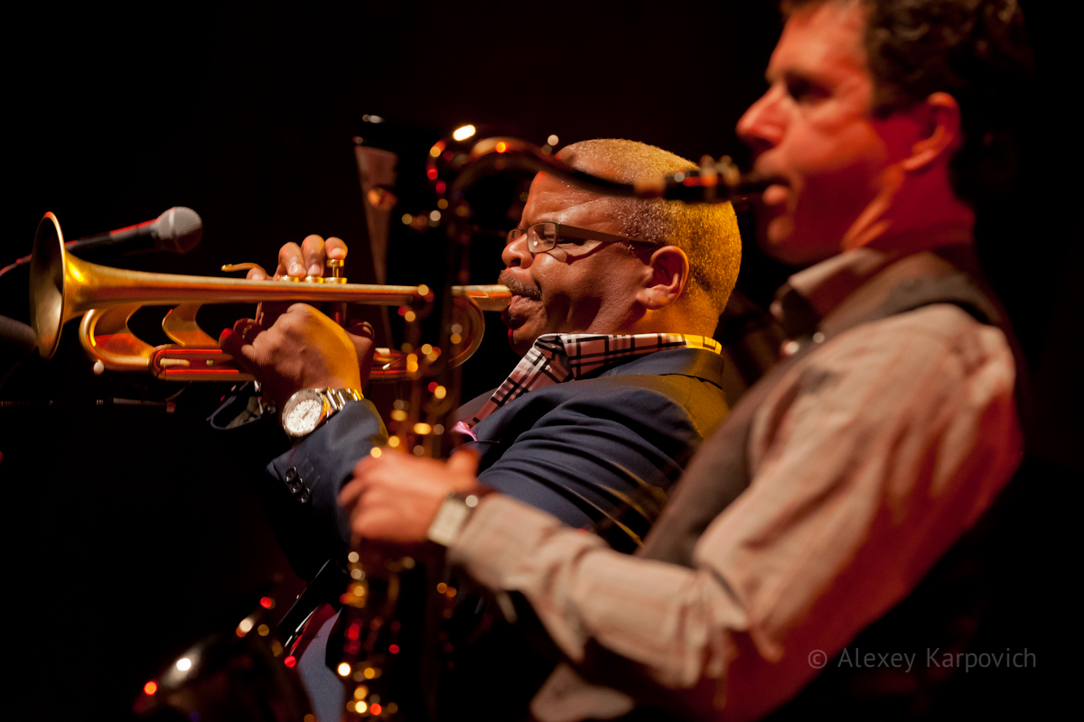 Terence Blanchard, Brice Winston
