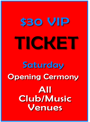 iRock Jazz Fest $30 VIP