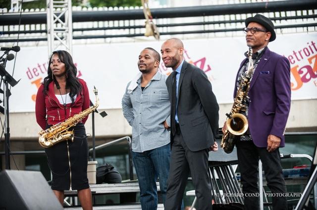 Detroit Jazz Festival 2014