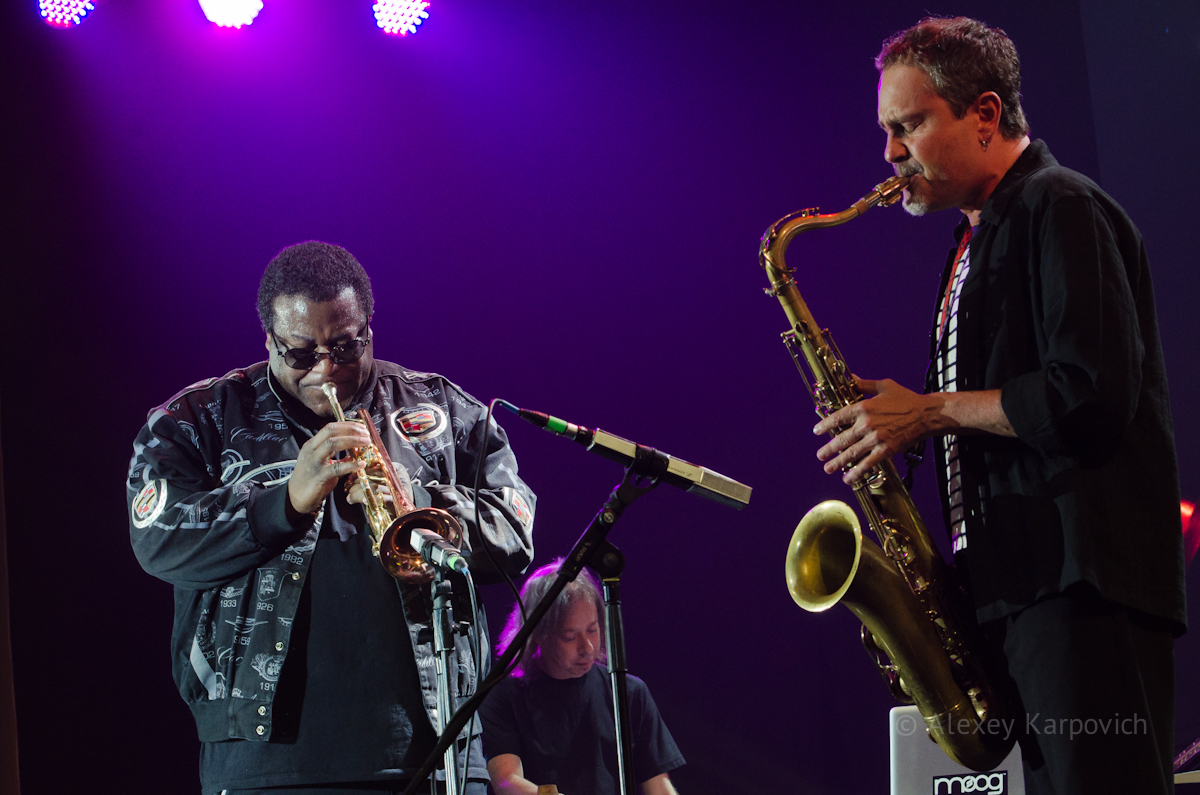 Wallace Roney, Rick Magritza