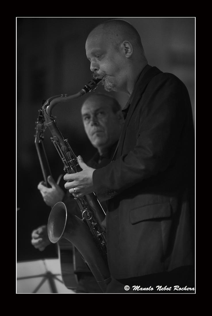 Tarrega in Jazz - Fernando Marco Quartet + Fredrik Carlquist