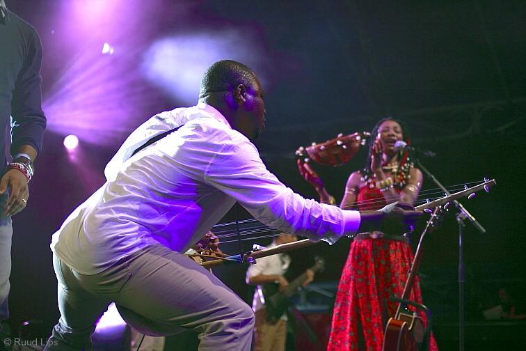 Sidibe Drissa & Fatoumara Diaware