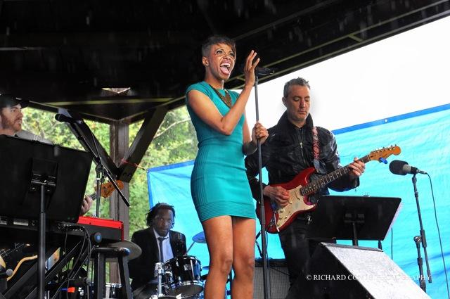 Saratoga Jazz Festival 2015