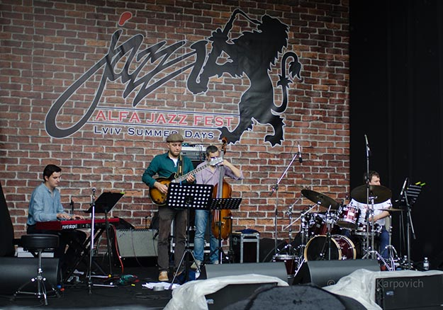 Yuri Seredin Quartet
