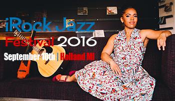 iRock Jazz Festival 2016 Banner